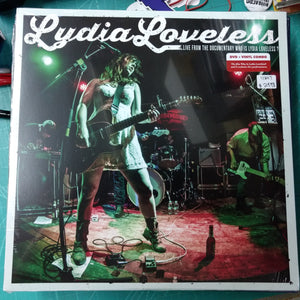 Lydia Loveless - Live from the Documentary Who Is Lydia Loveless LP + DVD