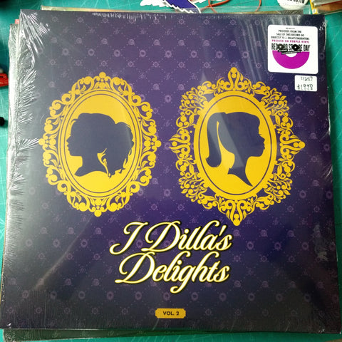 J Dilla - J Dilla's Delights, Vol. 2 LP