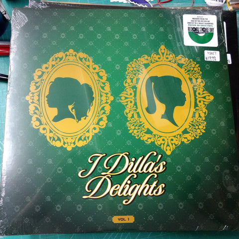 J Dilla - J Dilla's Delights, Vol. 1 LP