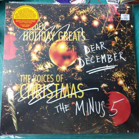 The Minus Five - Dear December LP