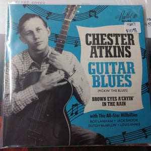 Chester Atkins - Guitar Blues 7""