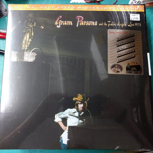 Gram Parsons & the Fallen Angels: Live 1973 Half-Speed Master LP