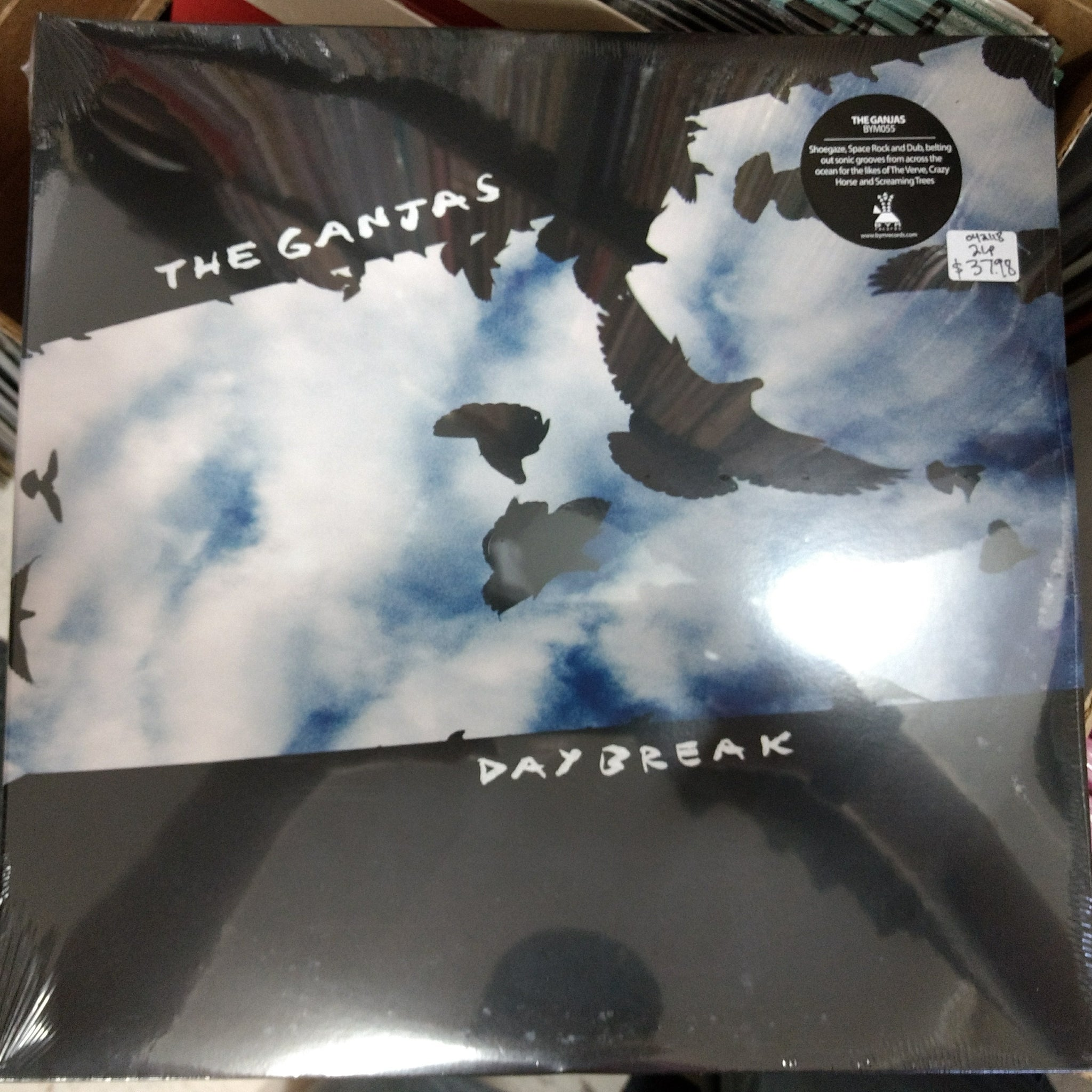 The Ganjas - Daybreak 2LP