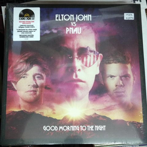 Elton John vs Pnau - Good Morning to the Night LP