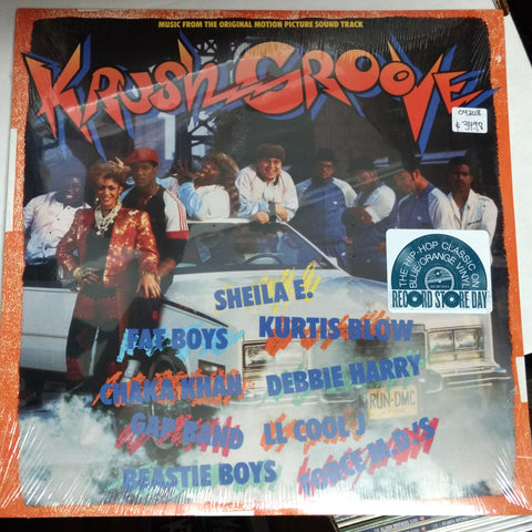Krush Groove OST LP