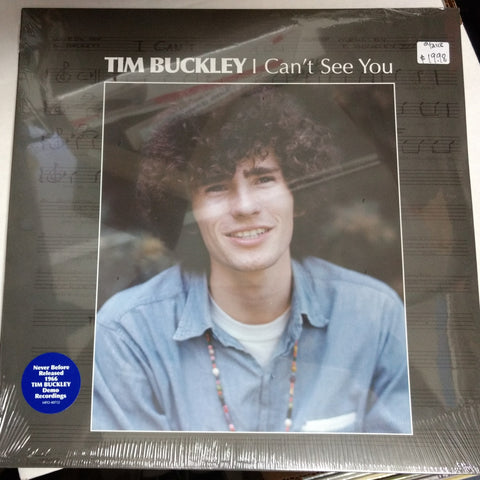 Tim Buckley - I Can't See You: 1966 Demos LP