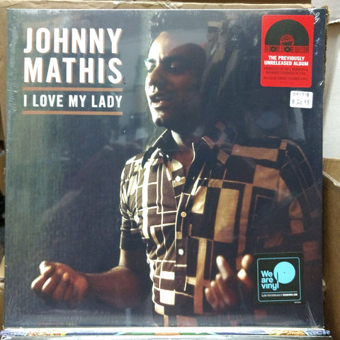 Johnny Mathis - I Love My Lady LP