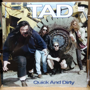 Tad - Quick and Dirty LP
