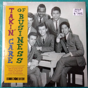 Various - Takin' Care of Business 10x7""