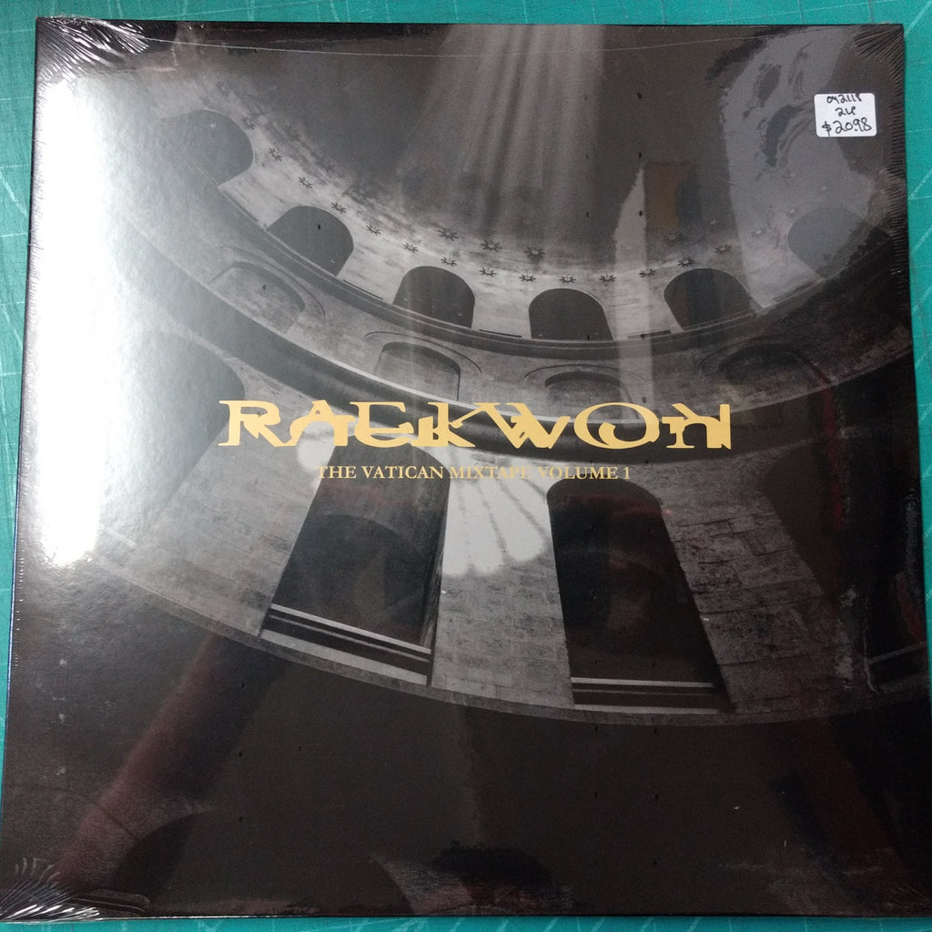 Raekwon - The Vatican Mixtape Vol. 1 2LP