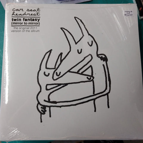 Car Seat Headrest - Twin Fantasy (Mirror to Mirror): 2011 Recordings 2LP
