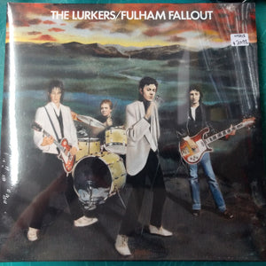 The Lurkers - Fulham Fallout LP