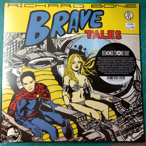 Richard Bone - Brave Tales LP