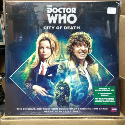 Dr. Who - City of Death 2LP