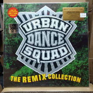 Urban Dance Squad - The Remix Collection 2LP