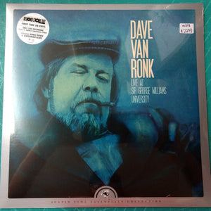 Dave Van Ronk - Live at Sir George Williams University LP