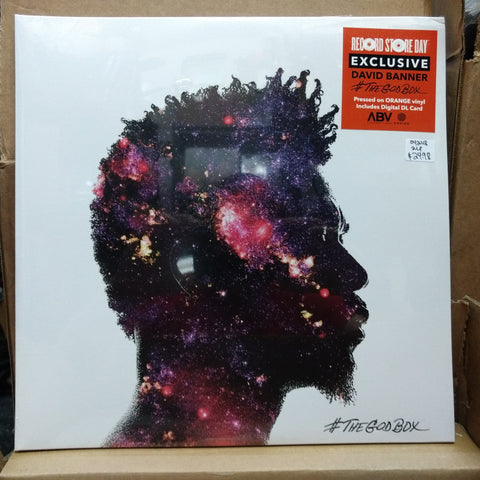 David Banner - The God Box 2LP