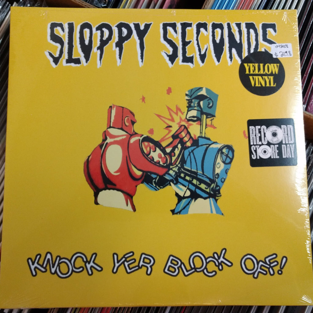 Sloppy Seconds - Knock Yer Block Off LP!
