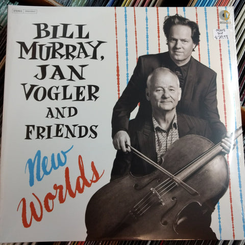 Bill Murray, Jan Vogler & Friends - New Worlds 2LP