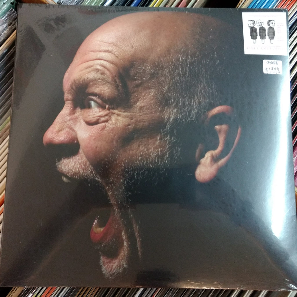 John Malkovich, Sandro, Eric Alexandrakis - Hell on Earth LP