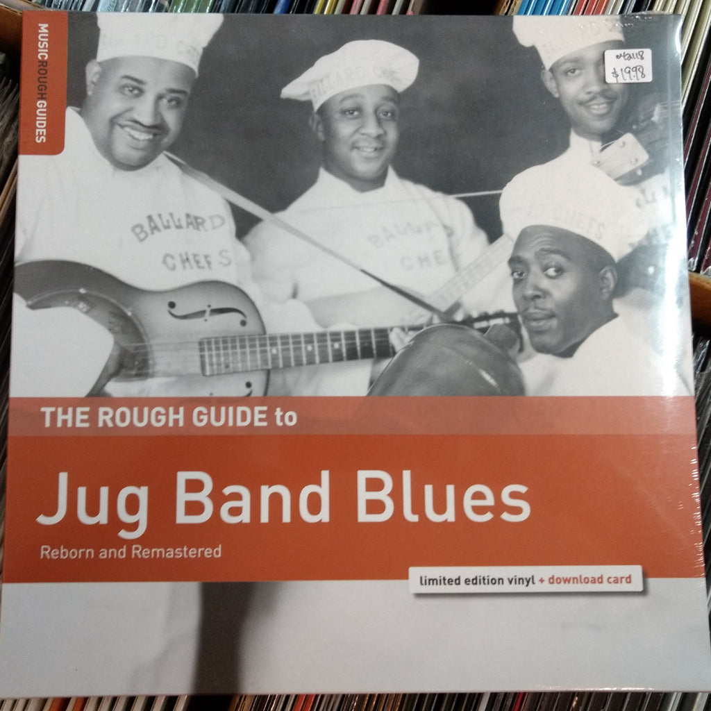 Various - The Rough Guide to Jug Band Blues LP