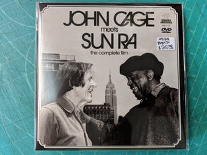 John Cage Meets Sun Ra - The Complete Film DVD+7""