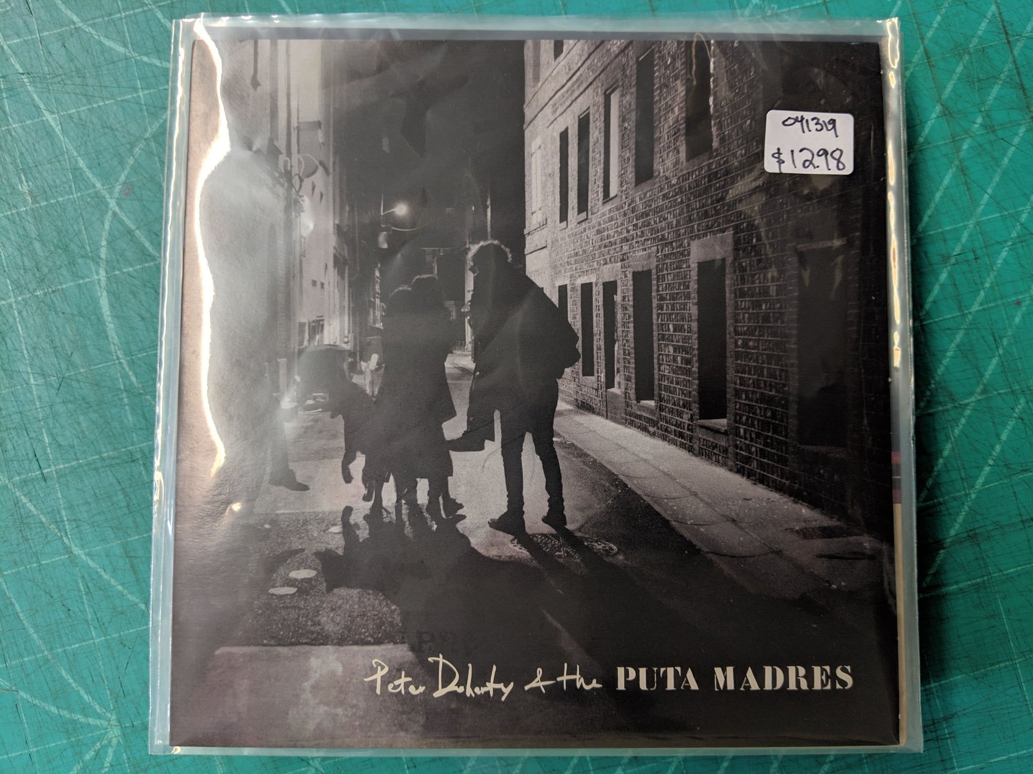 Pete Doherty & the Puta Madres 7""