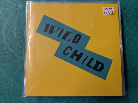 The Lemonheads - Can't Forget / Wild Child 7""