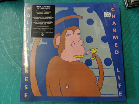 Half Japanese - Charmed Life LP