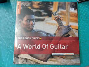 Various - Rough Guide: A World of Guitar LP