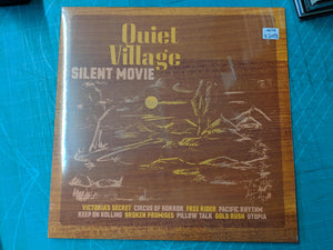 Quiet Village - Silent Movie LP