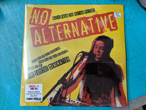 Various - No Alternative: Music from the Motion Picture 2LP