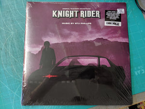 Stu Phillips - Knight Rider OST 2LP
