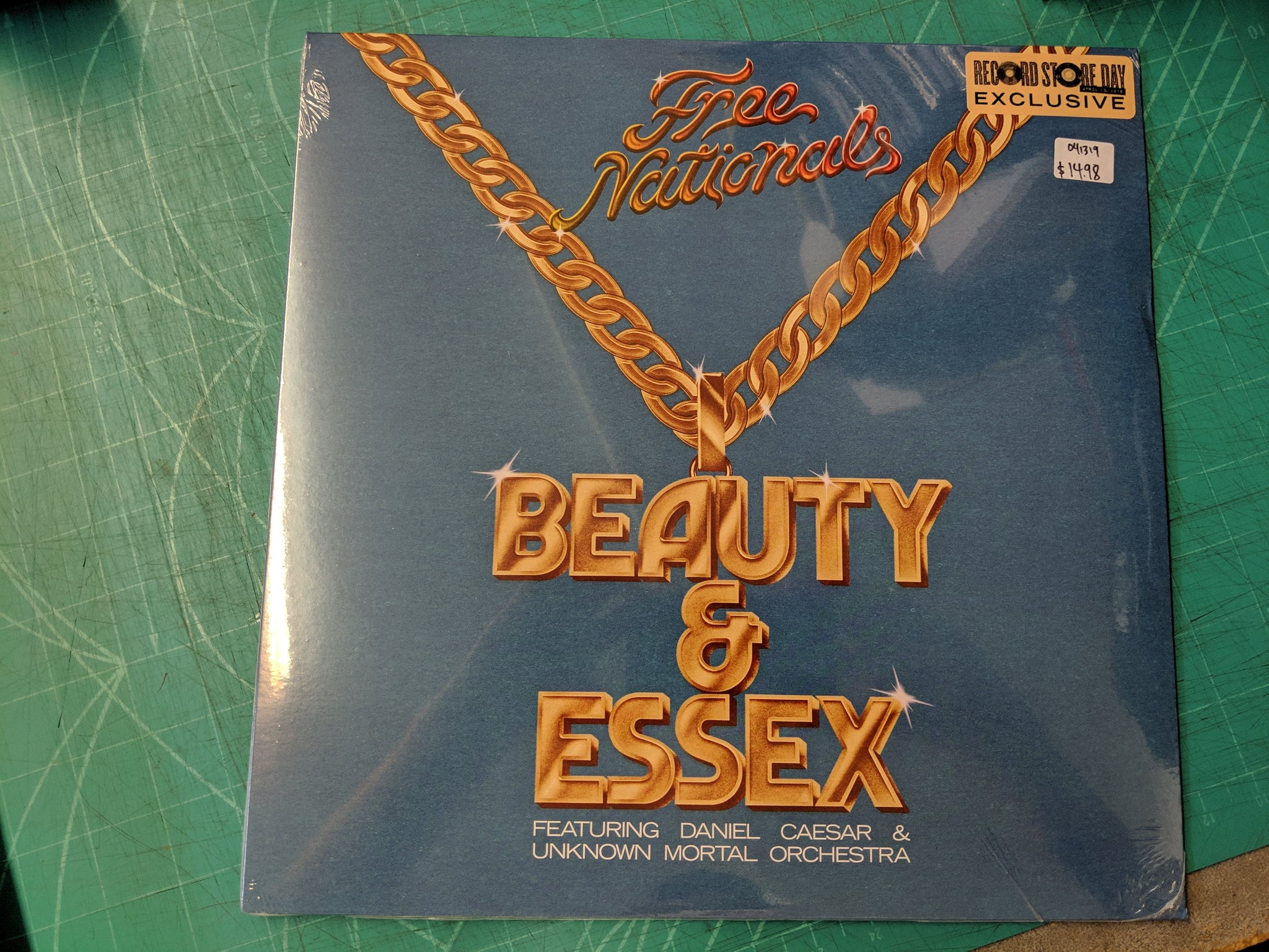 Free Nationals - Beauty & Essex LP