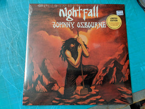 Johnny Osbourne - Nightfall LP