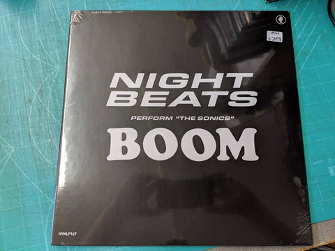 Night Beats - Perform the Sonics' Boom LP