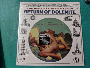 Rudy Ray Moore - Return of Dolemite LP