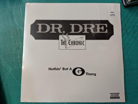 Dr. Dre - Nuthin' But a G Thang 12""