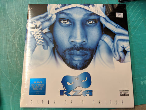 RZA - Birth of a Prince 2LP