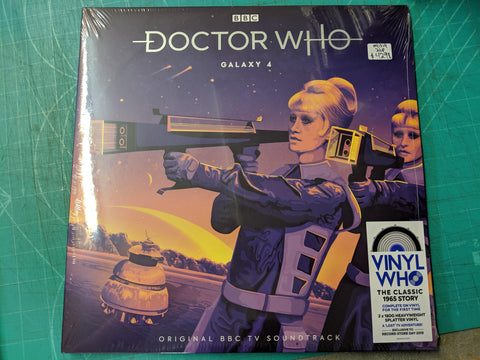 Dr. Who - Galaxy 4 2LP