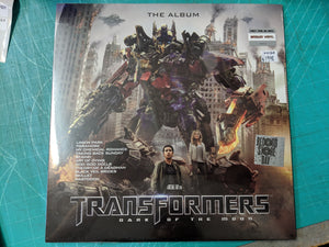 Various - Transformers: Dark of the Moon OST LP