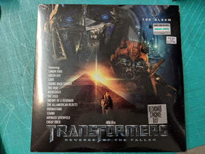 Various - Transformers: Revenge of the Fallen OST 2LP