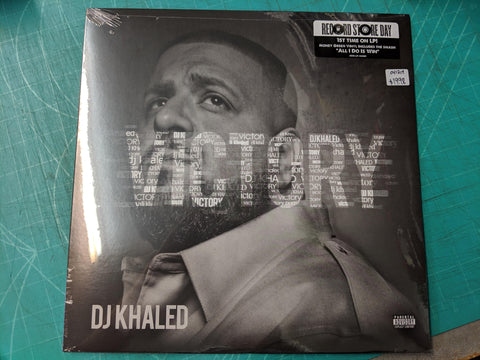DJ Khaled - Victory LP