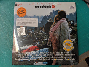 Various - Woodstock (Mono) 3LP