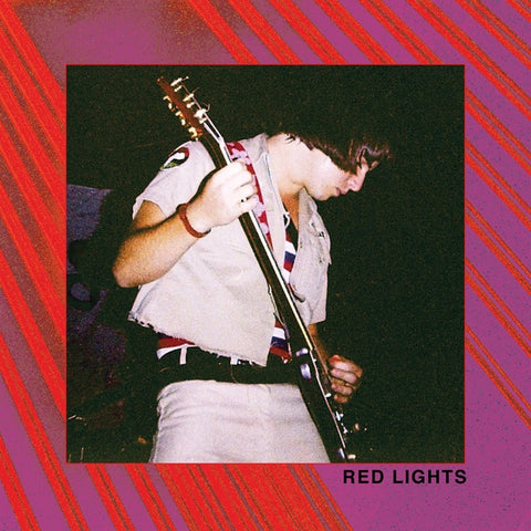 Red Lights - Red Lights 12""