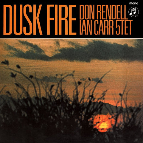 Don Rendell / Ian Carr Quintet - Dusk Fire LP