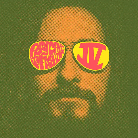 Psychic Temple - IV LP (Hot Pink Vinyl Edition)