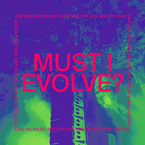 JARV IS - Must I Evolve? 12""
