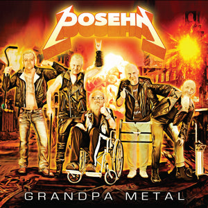 Posehn - Grandpa Metal LP