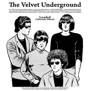 The Velvet Underground - Loaded (Alternate Album) LP